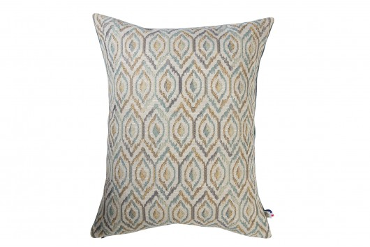 COUSSIN 50X40CM JACQUARD COQUILLES